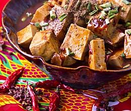 香麻辣豆腐的做法
