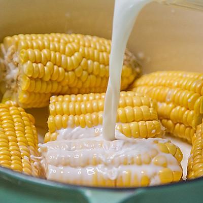 奶香玉米棒的做法 步骤2