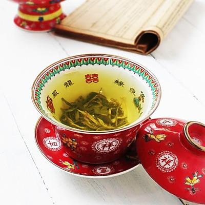 干姜丝绿茶