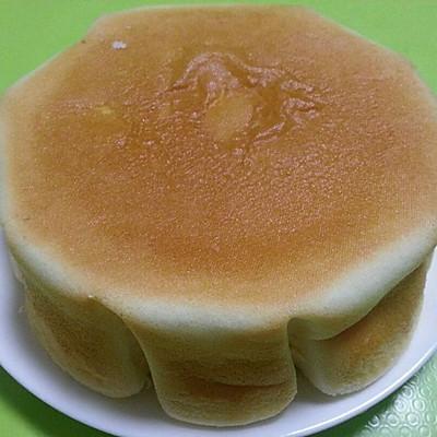 乐乐自家菜--无油酸奶蛋糕