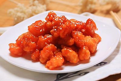 糖醋龙利鱼-迷迭香