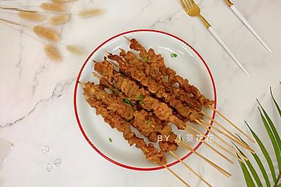 沙爹肉串#就是红烧吃不腻!#