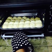 牛奶小面包(无油)的做法图解10