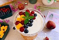 #美食视频挑战赛#水果酸奶杯的做法