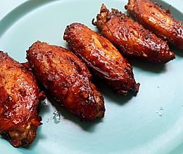 蒜蓉炸鸡翅的做法