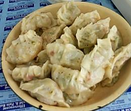 素食饺子瘦身饺子的做法