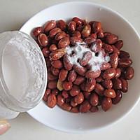 香椿拌花生米的做法图解4