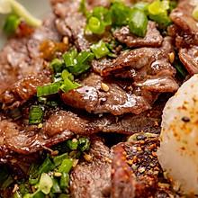 日式平底锅烤肉 | 清新爽口