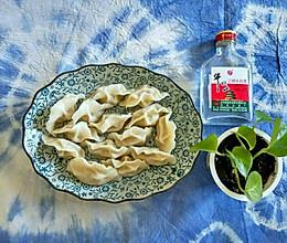 莲菜大肉饺子#盛年锦食·忆年味#的做法