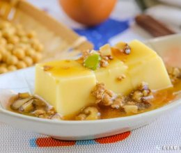 自制日本豆腐 宝宝辅食食谱的做法