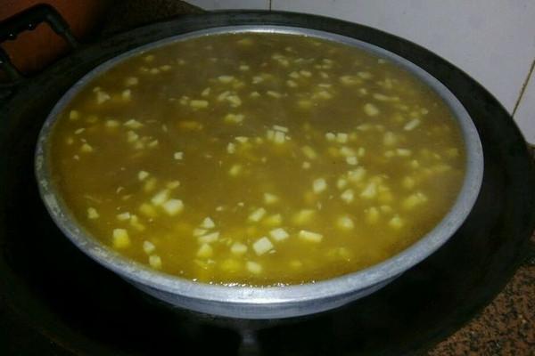 姜汁马蹄糕的做法