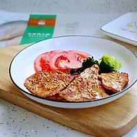 #肉食者联盟# 香煎鸡大胸嫩肉的做法图解14