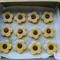 草莓果酱饼干#享美味#的做法图解12