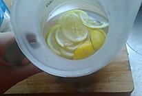 柠檬冰糖水的做法