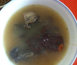 乌鸡白凤汤的做法