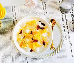 #合理膳食 营养健康进家庭#汤圆还可以这样吃!水果酸奶汤圆的做法