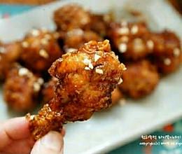 韩式炸鸡——校村炸鸡的做法