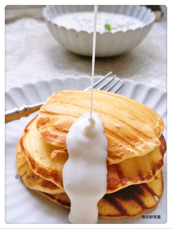 酸奶舒芙蕾早餐机的做法