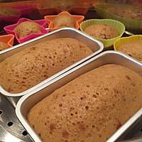 超松软红糖马拉糕~无需烤箱的简易港式点心的做法图解8