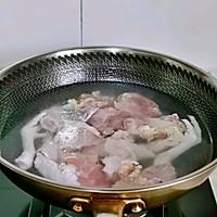 #入秋滋补正当时#山药胡萝卜炖鸡块的做法图解2