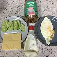 营养美味的芝士肉松三明治(含折纸法)的做法图解2