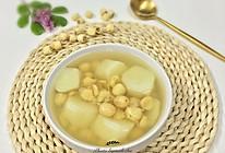 莲子淮山甜汤的做法