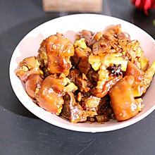 #福氣年夜菜#紅燒豬蹄