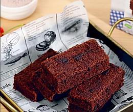 巧克力蛋糕中的经典---美式布朗尼蛋糕的做法