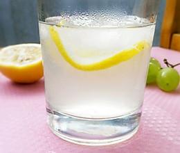 冰糖柠檬水#新鲜新关系#的做法