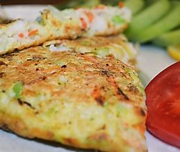 龙利鱼大阪烧——健身减脂餐,低油低盐低卡路里~高蛋白低碳水的做法