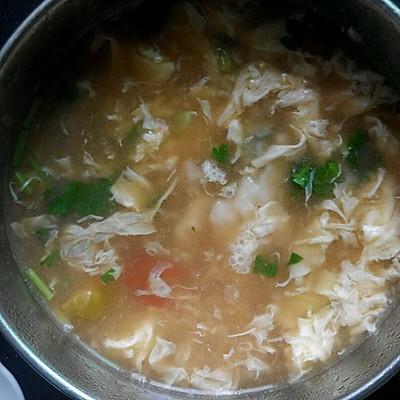 儿童辅食疙瘩汤