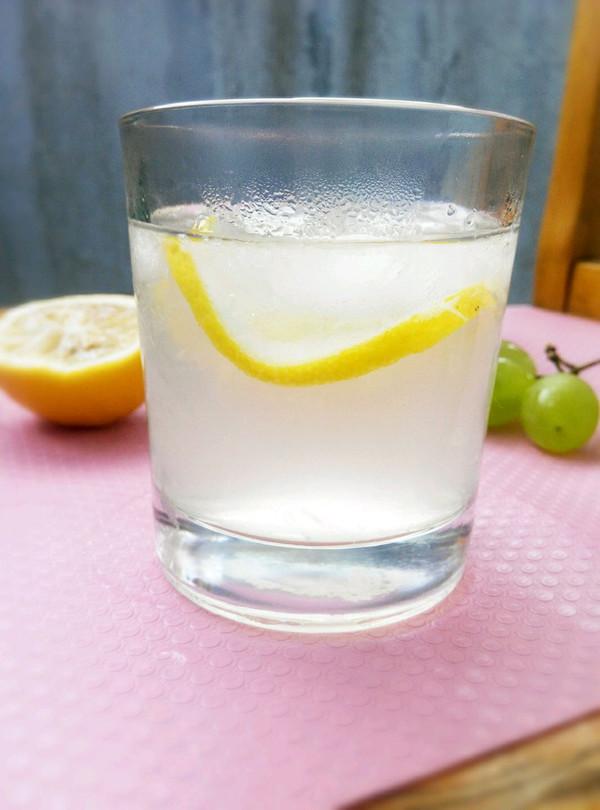 冰糖柠檬水的做法