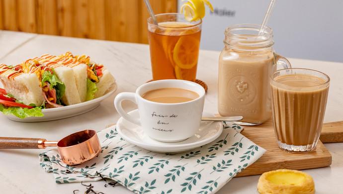 港式奶茶丨浓郁香滑