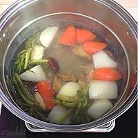 五行蔬菜汤的做法图解4
