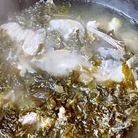 飘香酸菜鱼的做法图解17