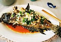 #福气年夜菜#年年有余 清蒸石斑鱼的做法