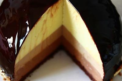 巧克力三重奏蛋糕