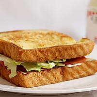 火腿三明治的做法图解9