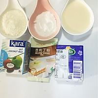 椰奶冻~~奶香浓郁好吃停不住的做法图解1