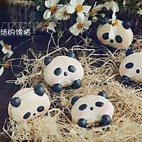 熊猫马卡龙#我的烘焙不将就#的做法图解14