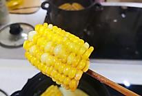 奶香玉米的做法