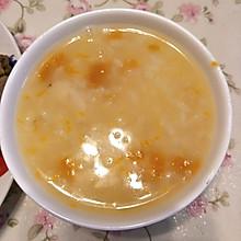 南瓜百合粥