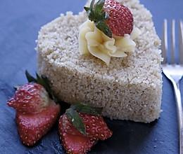 健康的莜米蛋糕的做法