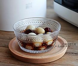 红枣红糖汤圆的做法