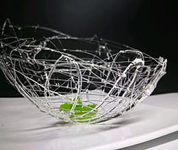 拔丝鸟巢#我爱烘培#美丽的艺术品的做法