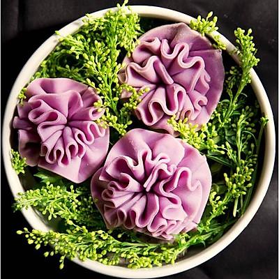 紫薯康乃馨