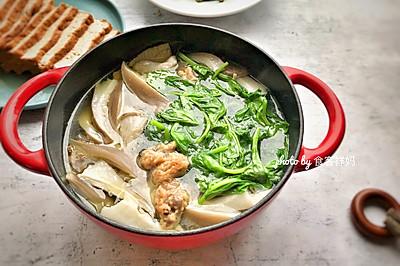 家常酥肉汤