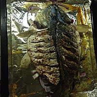 秘制烤鱼烤箱版的做法图解9
