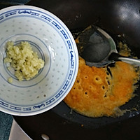 #花10分钟,做一道菜!#蟹黄豆腐的做法图解7