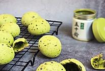 抹茶麻薯空心恐龙蛋#秋天怎么吃#的做法